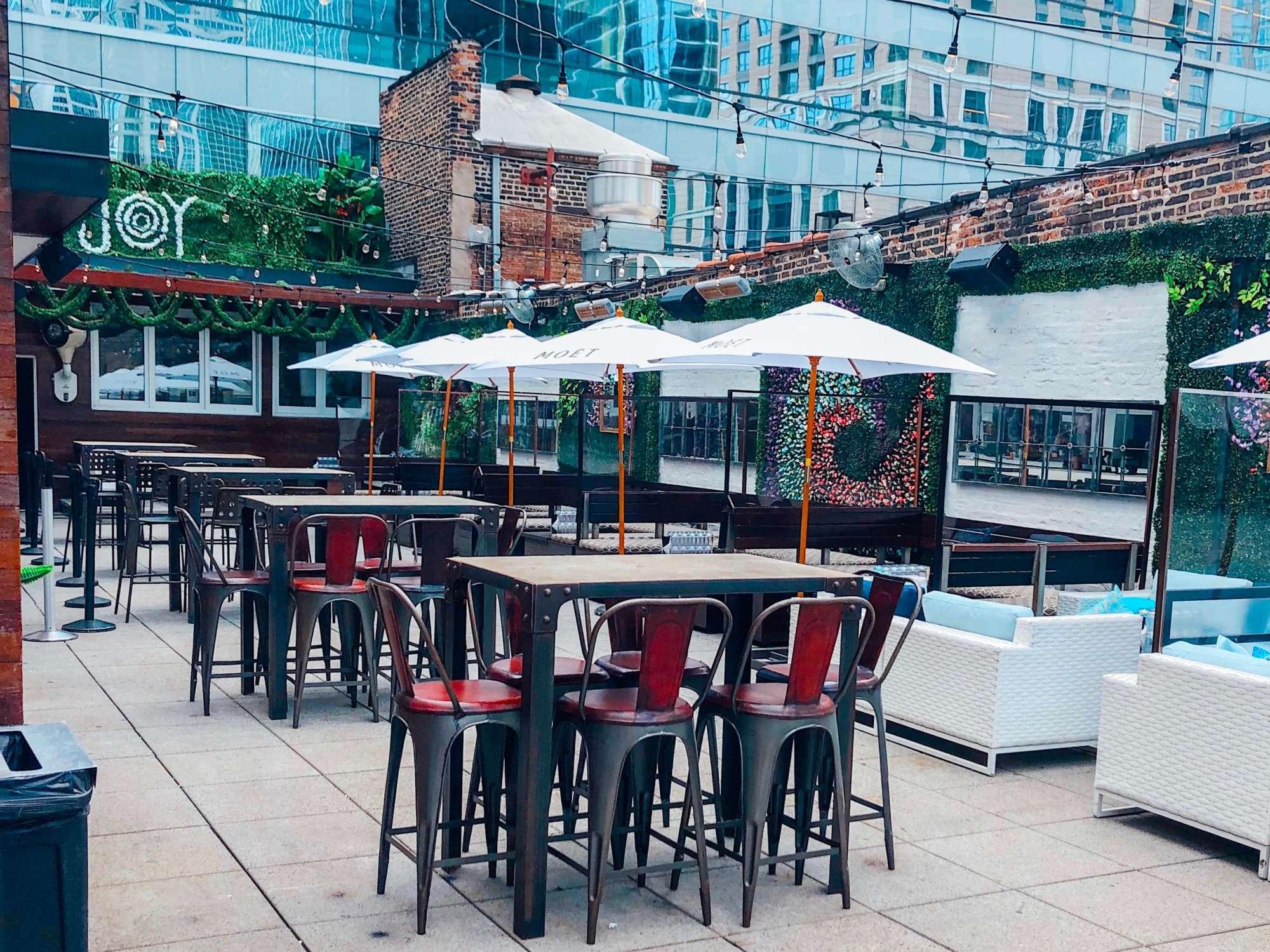 chicago restaurants indoor dining