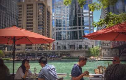 chicago streets closing
