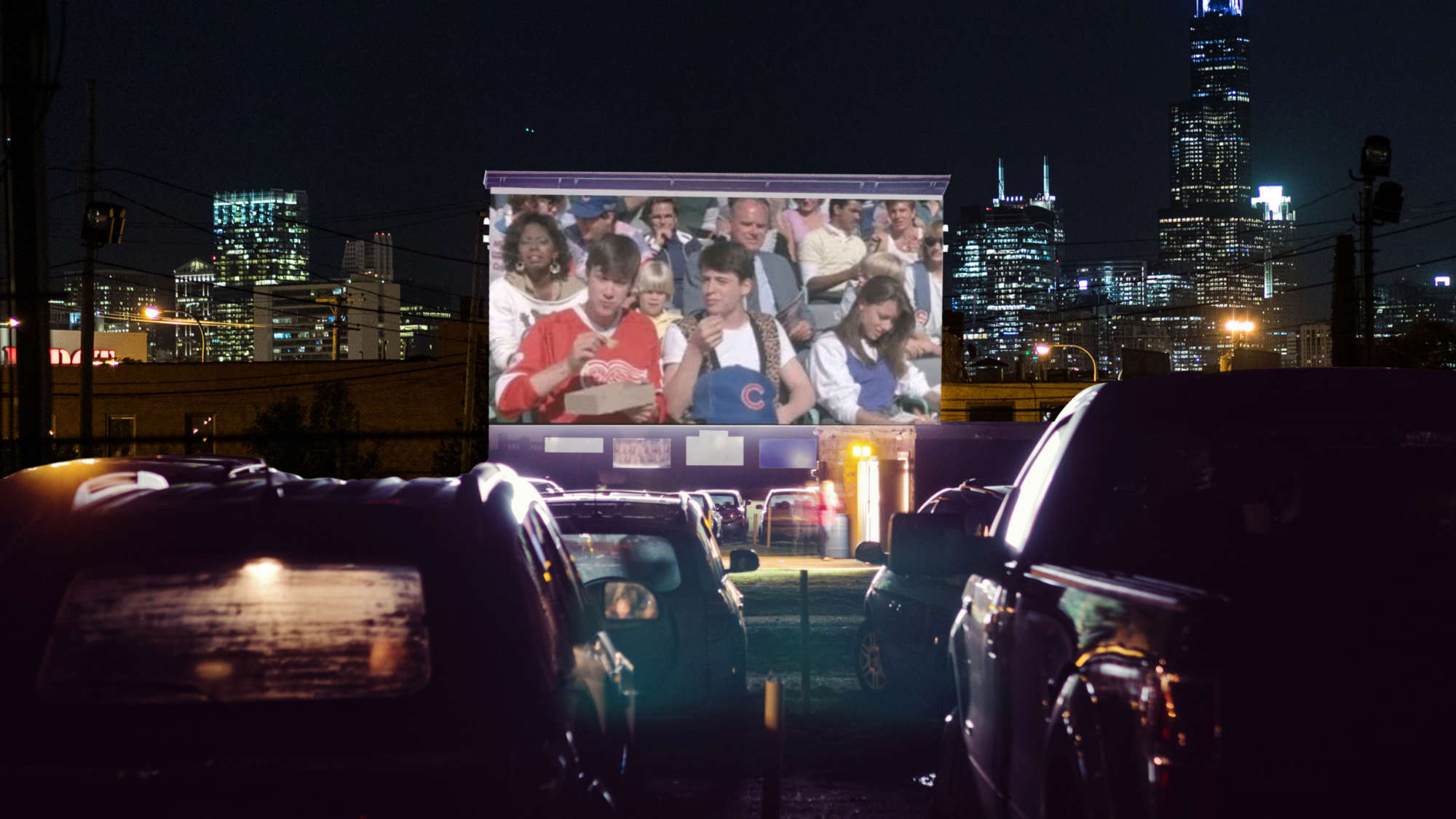 chicago drive-in theaters