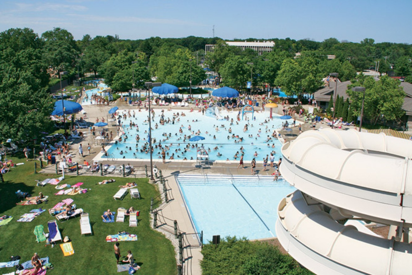 water parks chicago