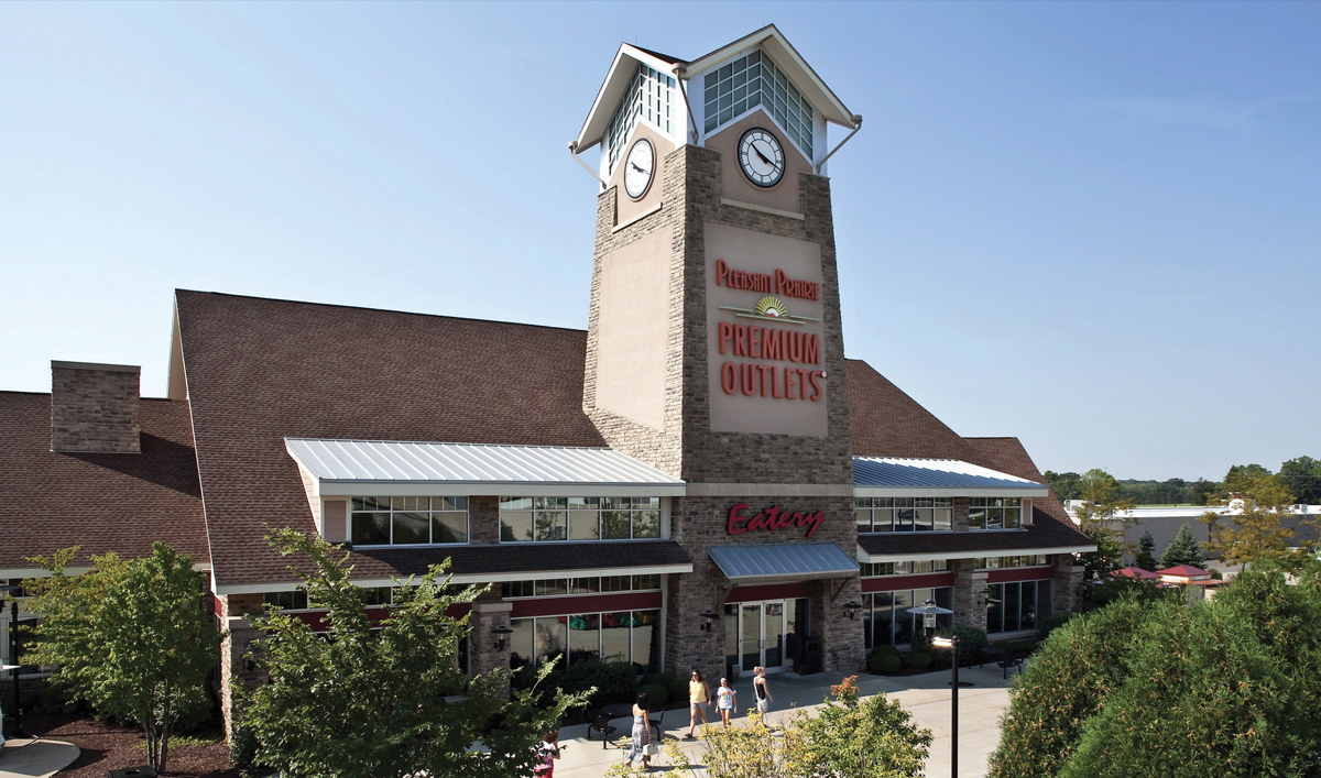 outlet malls chicago