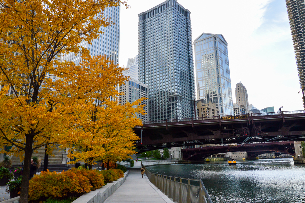 Chicago Fall Bucket List