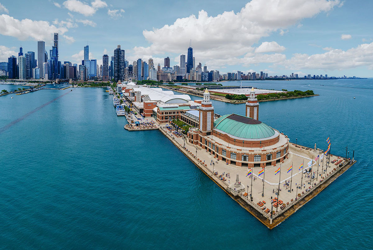 Navy Pier is Closing