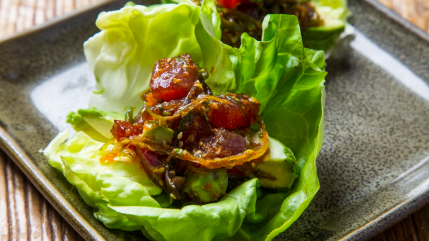 Lettuce Wraps Chicago