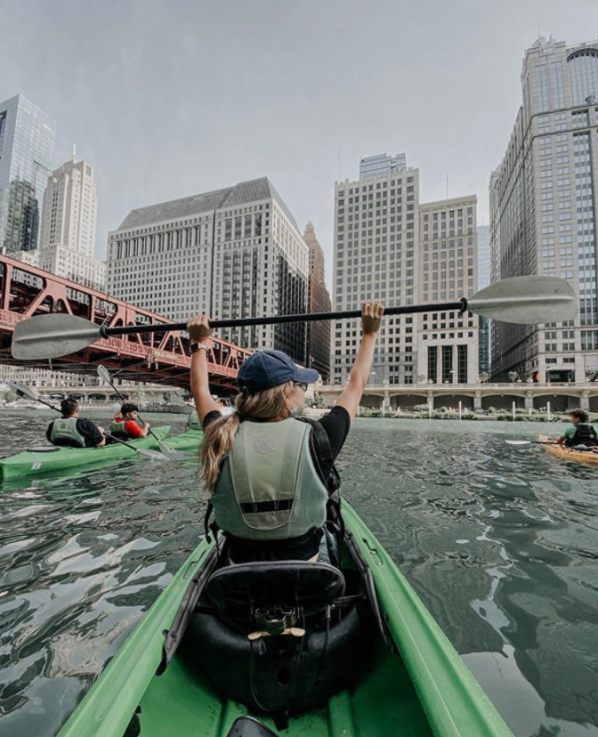 kayak rentals chicago