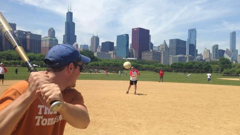 best parks in chicago for softball