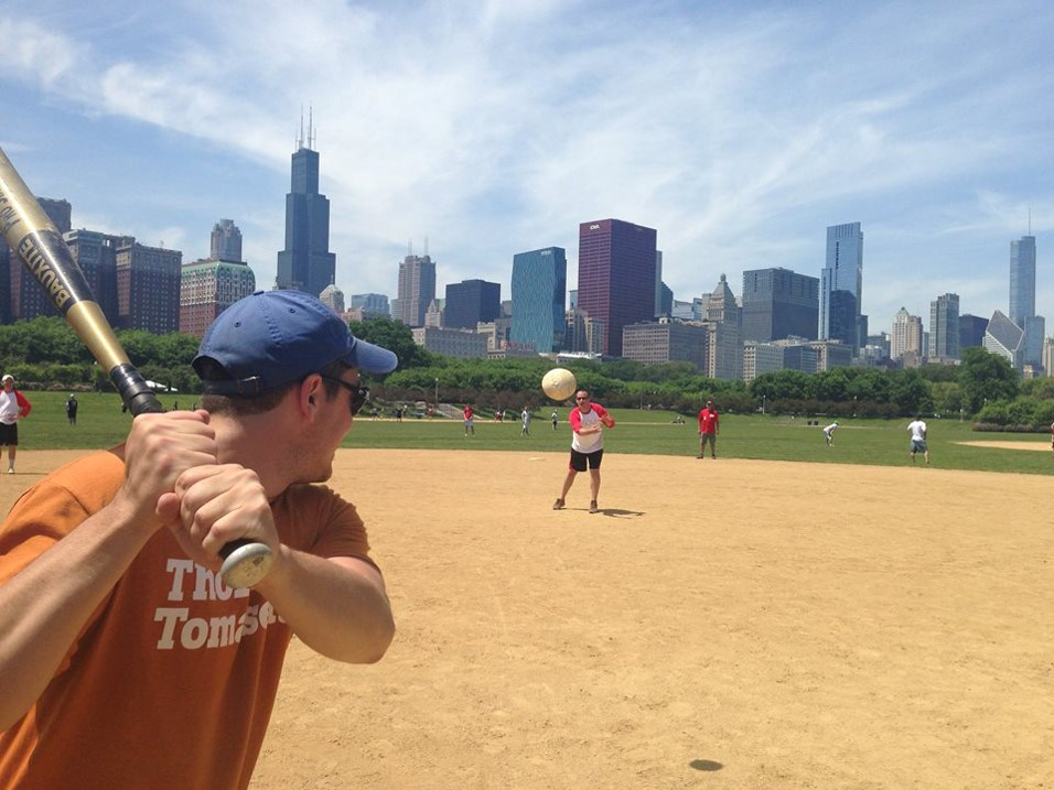 best parks in chicago for softball