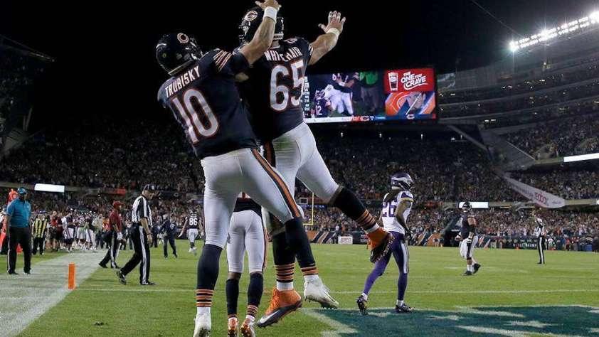 Chicago Bears Depth Chart