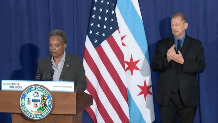 Chicago Covid-19 Update