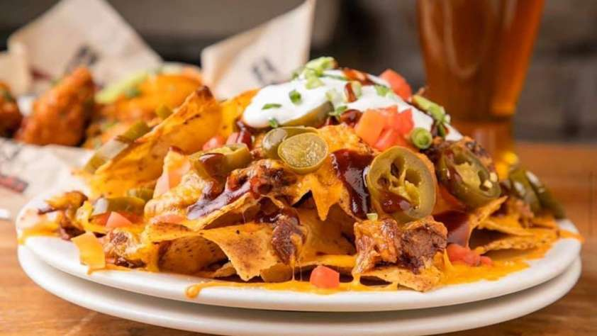 Best Nachos Chicago