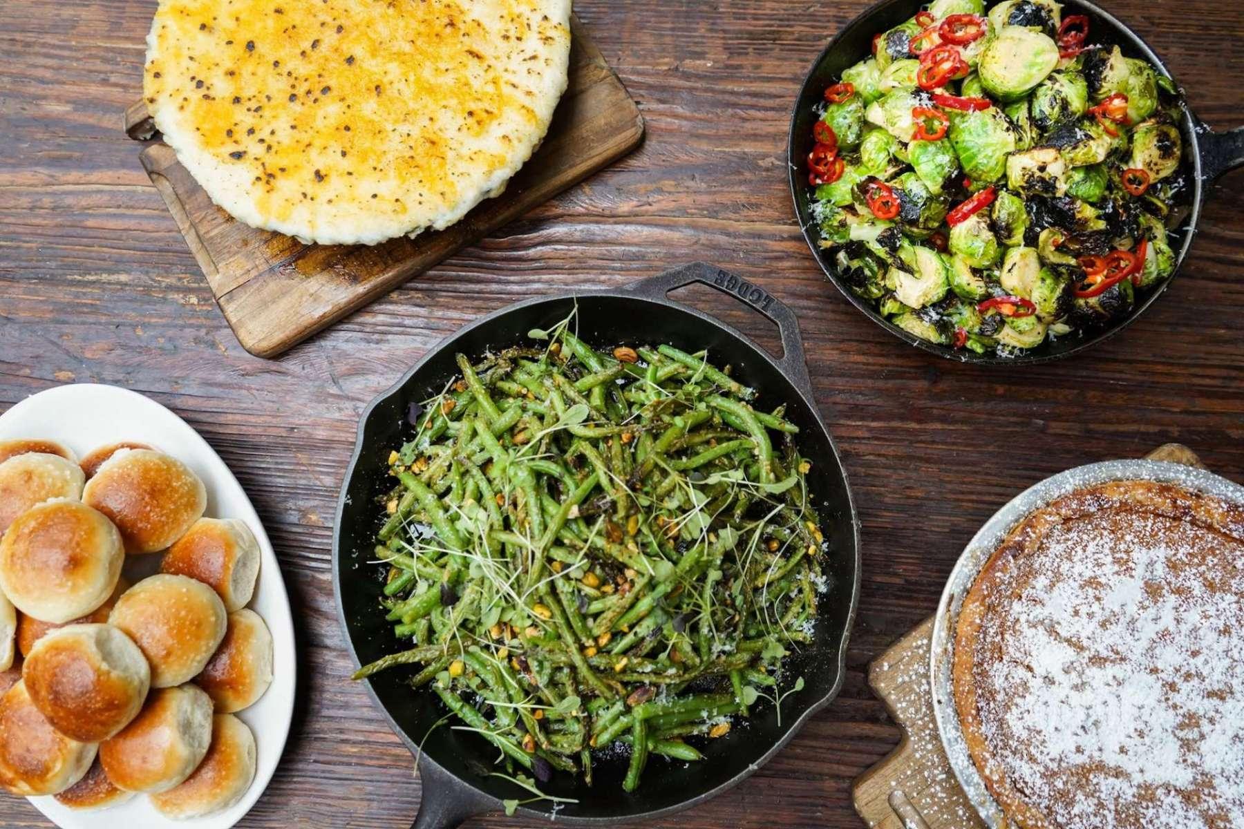 Chicago Restaurants Thanksgiving