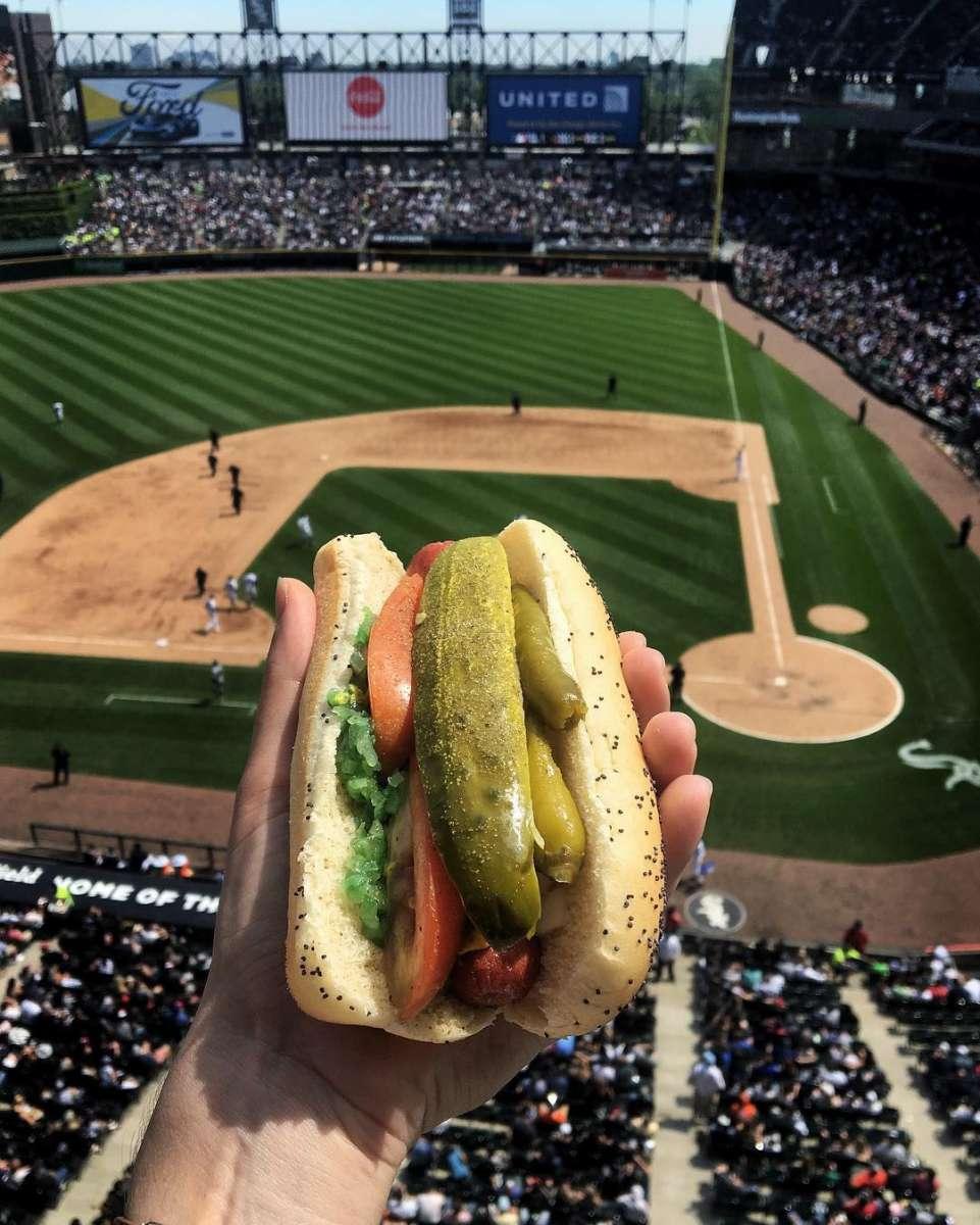 chicago stadium foods