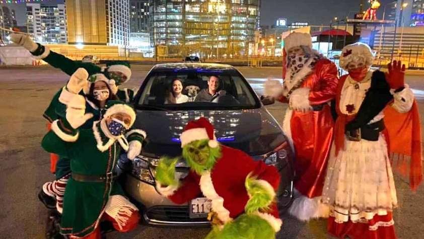 Christmas Chicago