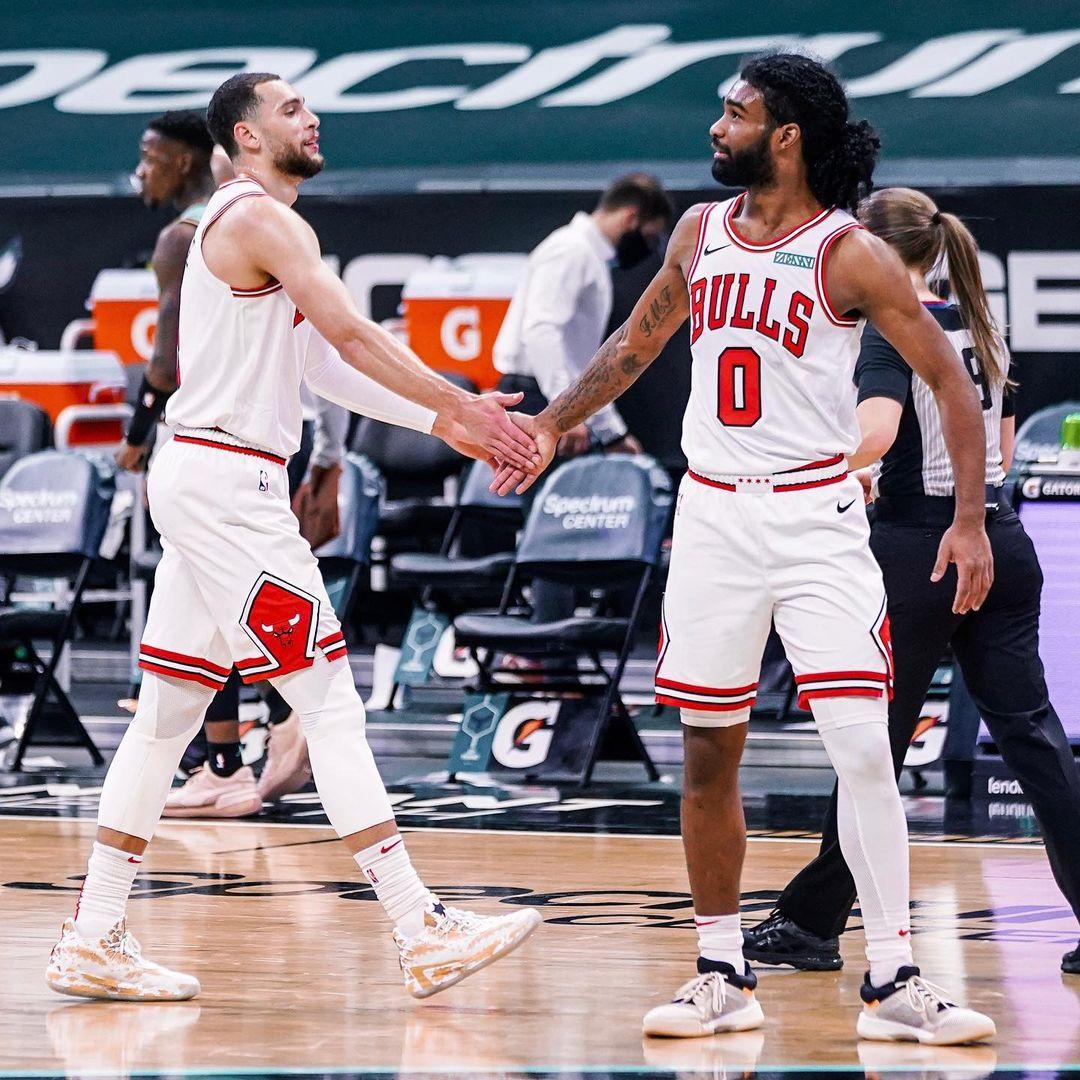 Chicago Bulls Playoffs - Featured Image