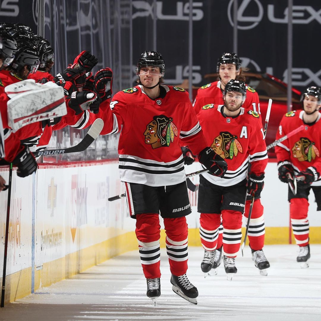 chicago bulls vs chicago blackhawks - featured image
