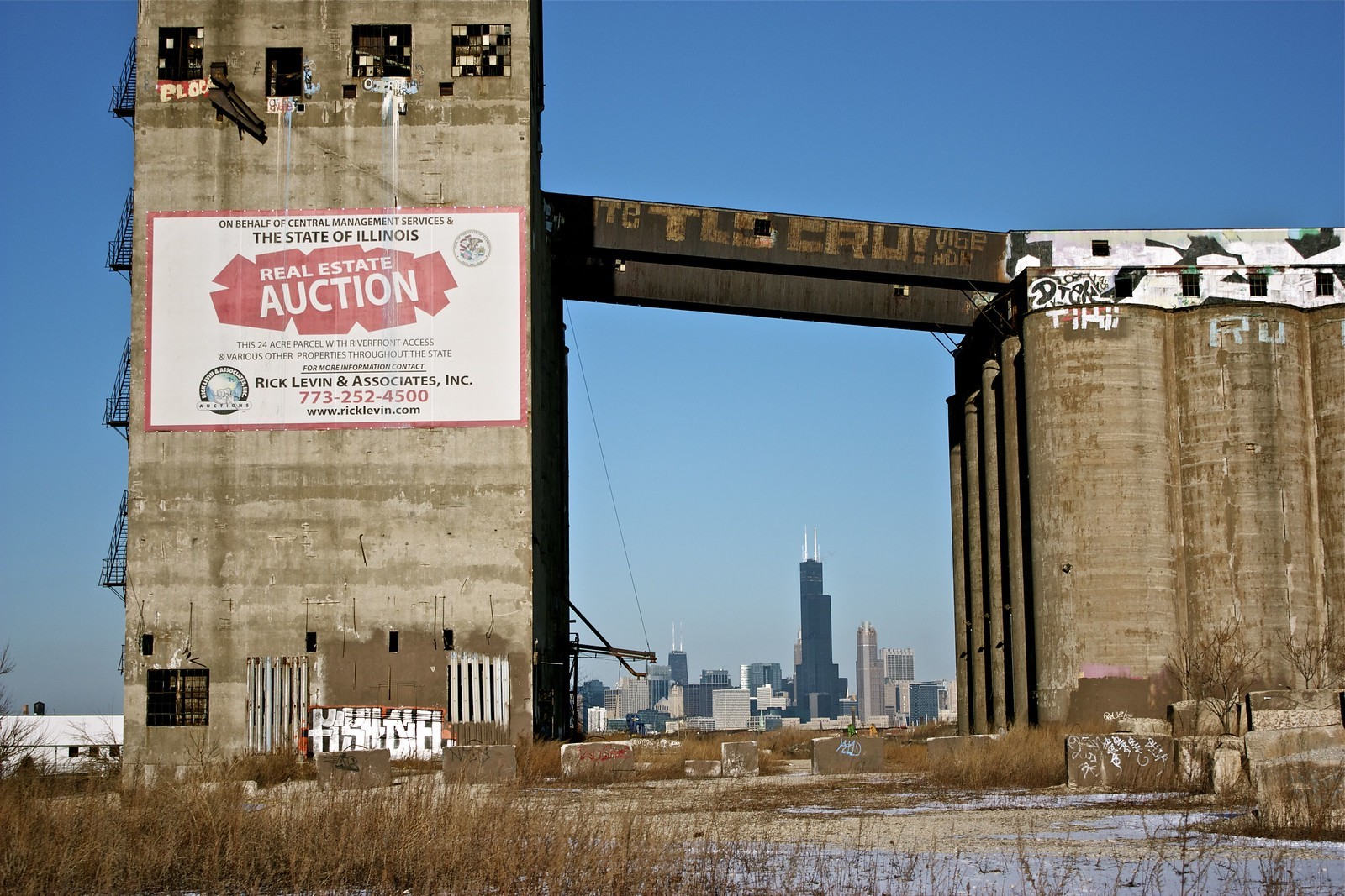 Abandoned Spots Chicago