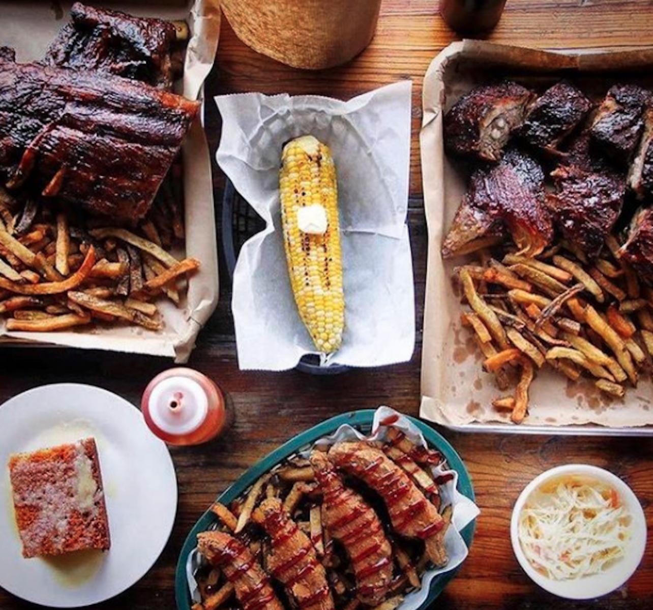 Porkchop BBQ