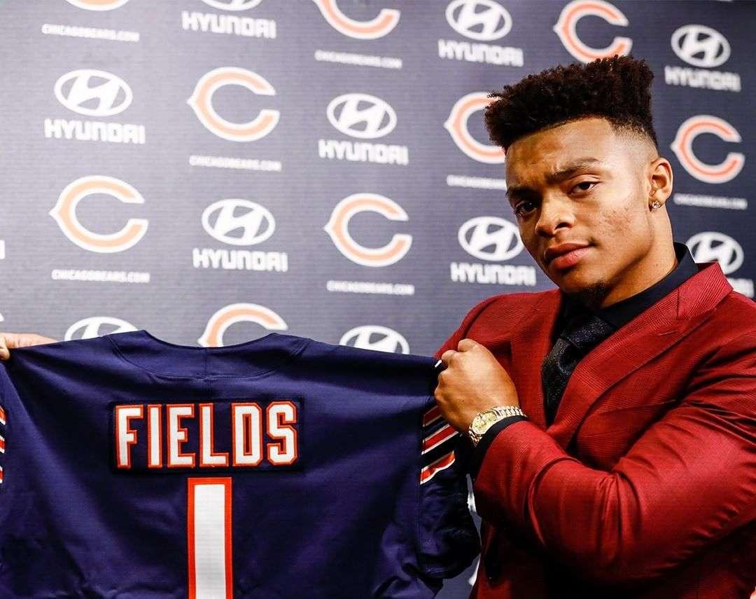 bears draft picks
