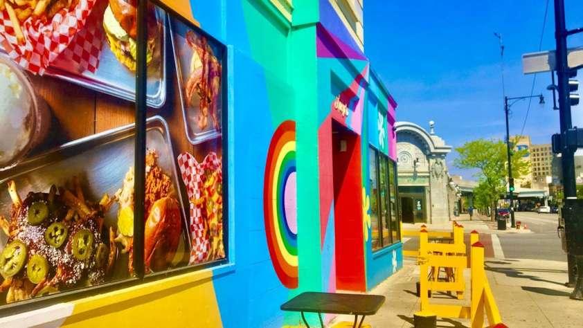 Restaurants Uptown