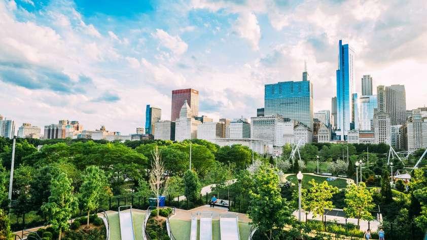 Summertime Chicago 2021
