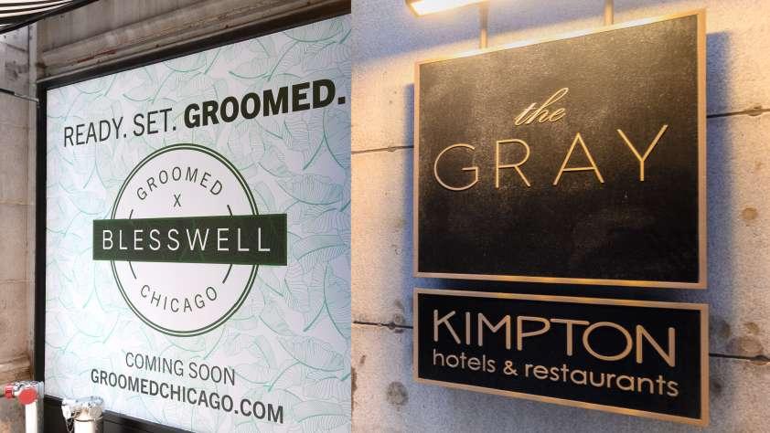 Blessed x Groomed + Kimpton