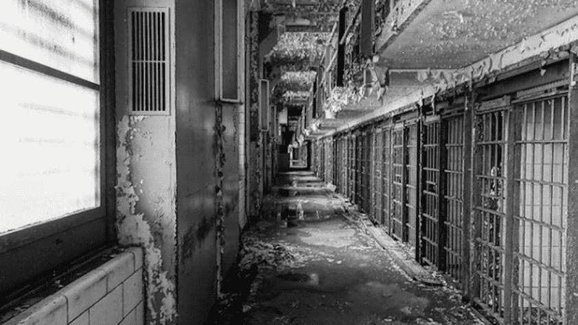 Old Joliet Haunted Prison