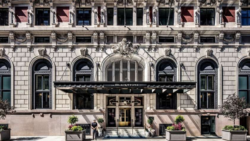 the blackstone hotel ft