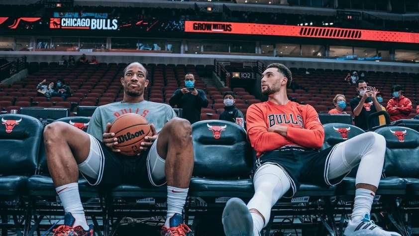 2021 chicago bulls preseason