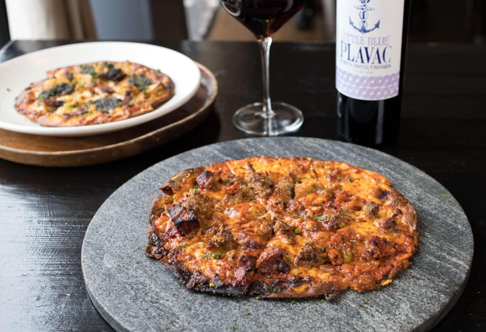 Heritage Restaurant & Caviar Bar fall resaturant specials