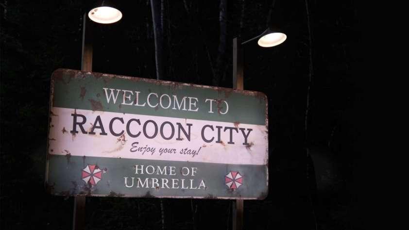 new horror movies raccoon city