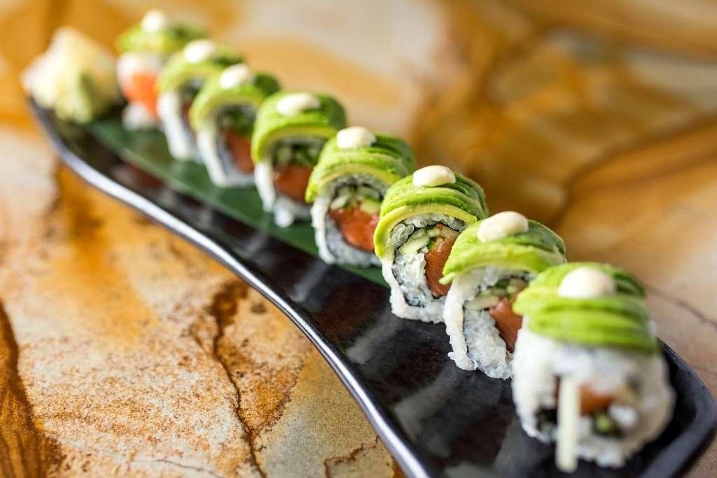 best sushi phoenix