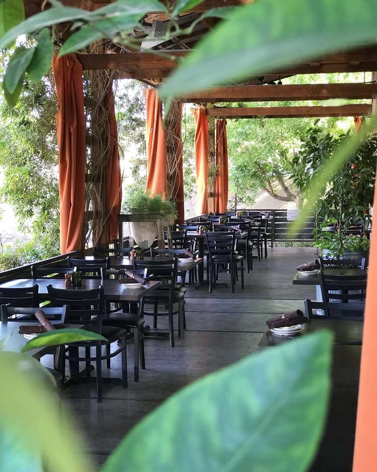 restaurants patios