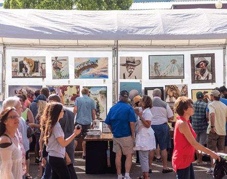 Canceled Spring Tempe Festival Of The Arts Urbanmatter Phoenix