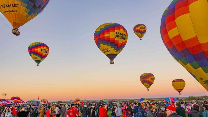 scottsdale hot air balloon