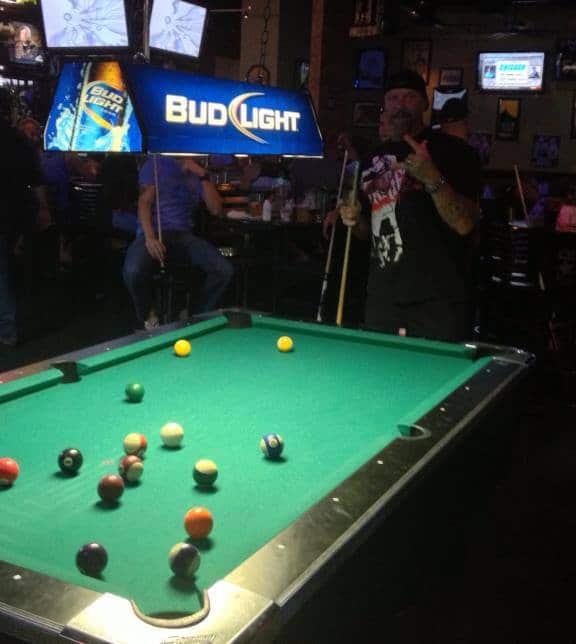st. patrick's day bars