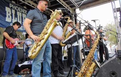phoenix blues festival