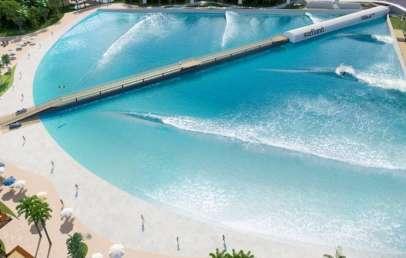 scottsdale beach wave pool
