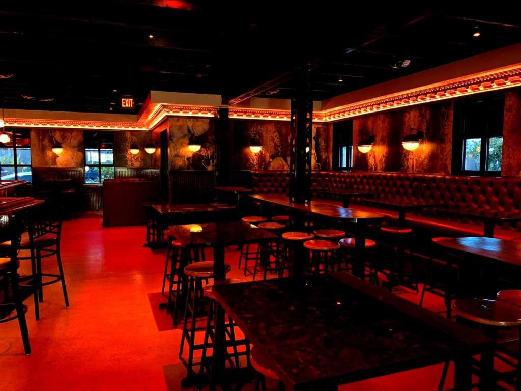 bar patios