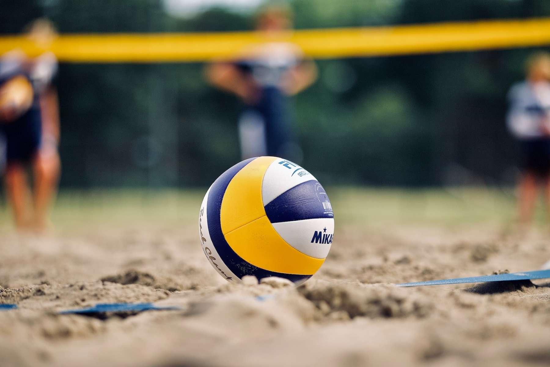 Sand Volleyball Near Phoenix