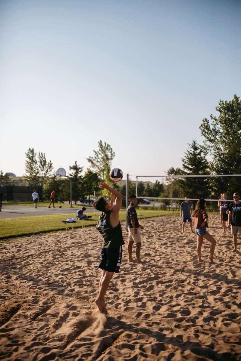 Sand Volleyball Phoenix