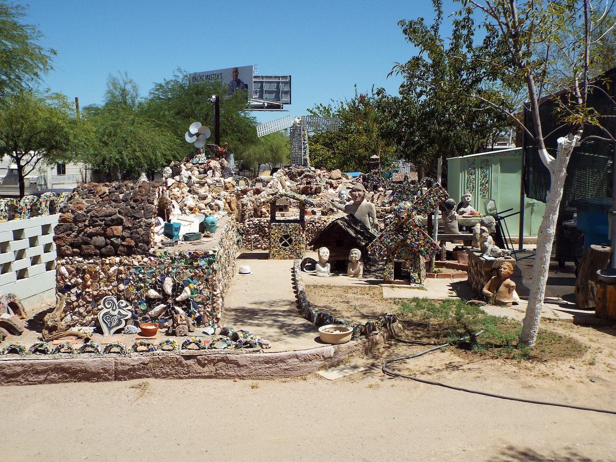 Gardens in Phoenix