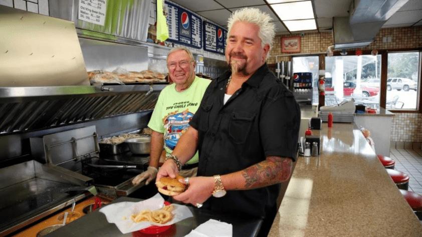 5 Best Phoenix Restaurants on Diners, Drive-Ins, & Dives