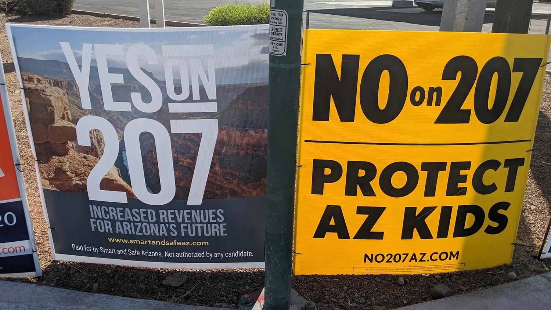 Legalized Marijuana Arizona