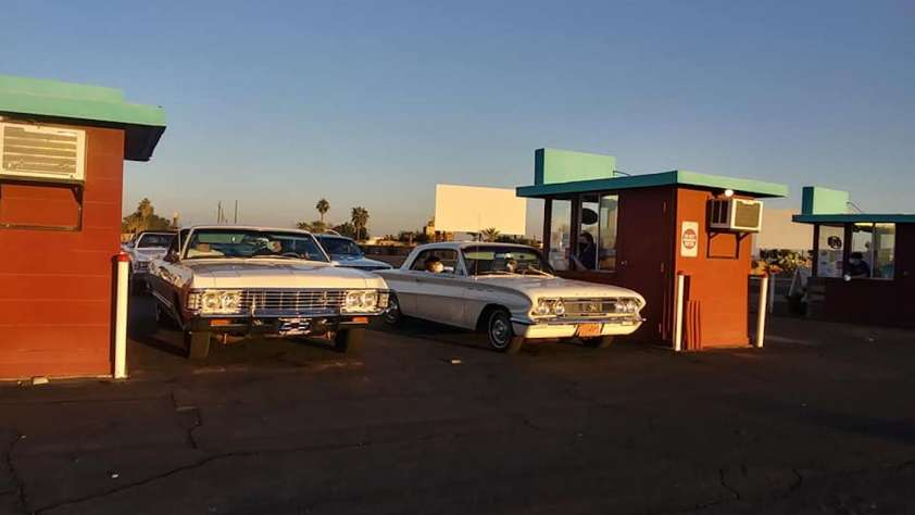 Drive-in Movie Theaters Phoenix