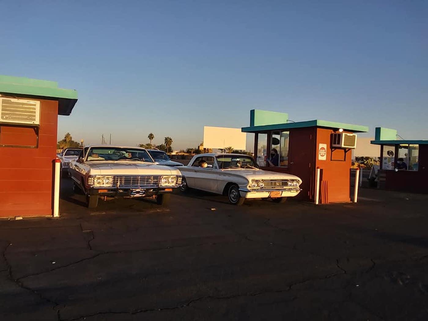 Drive-in Movie Theaters Phoenix