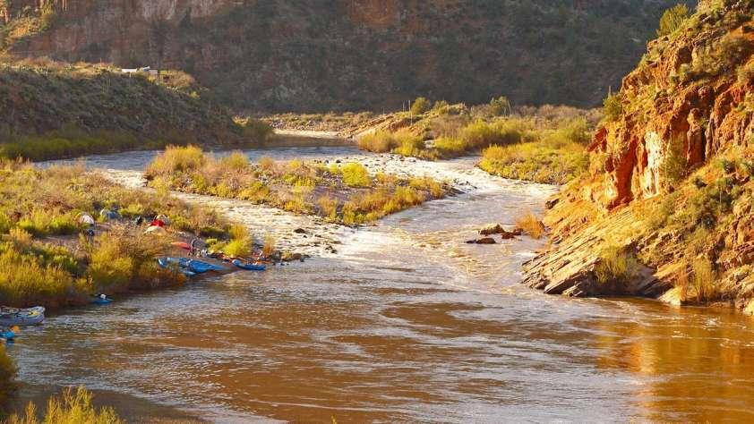 kayaking rivers near phoenix