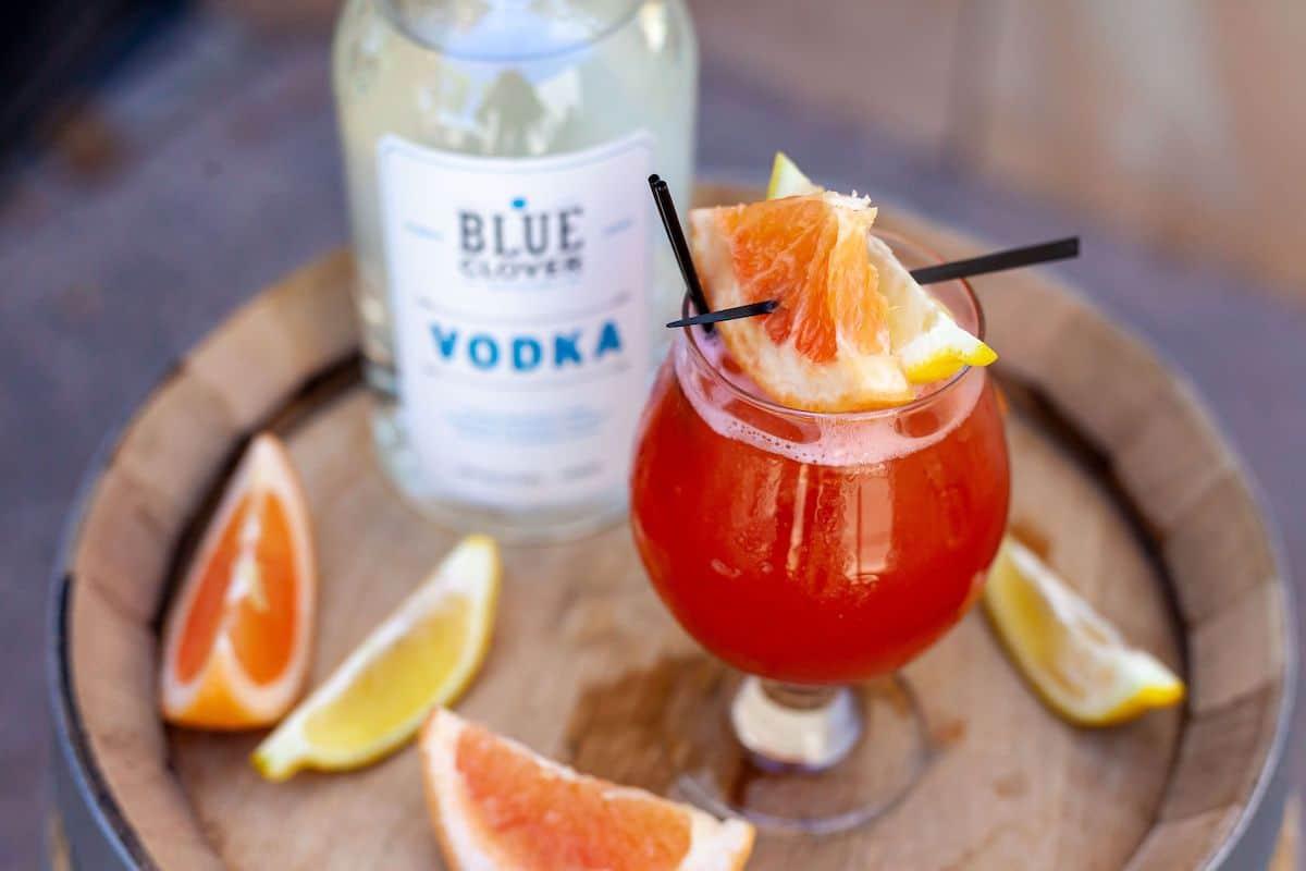 Blue Clover Distillery