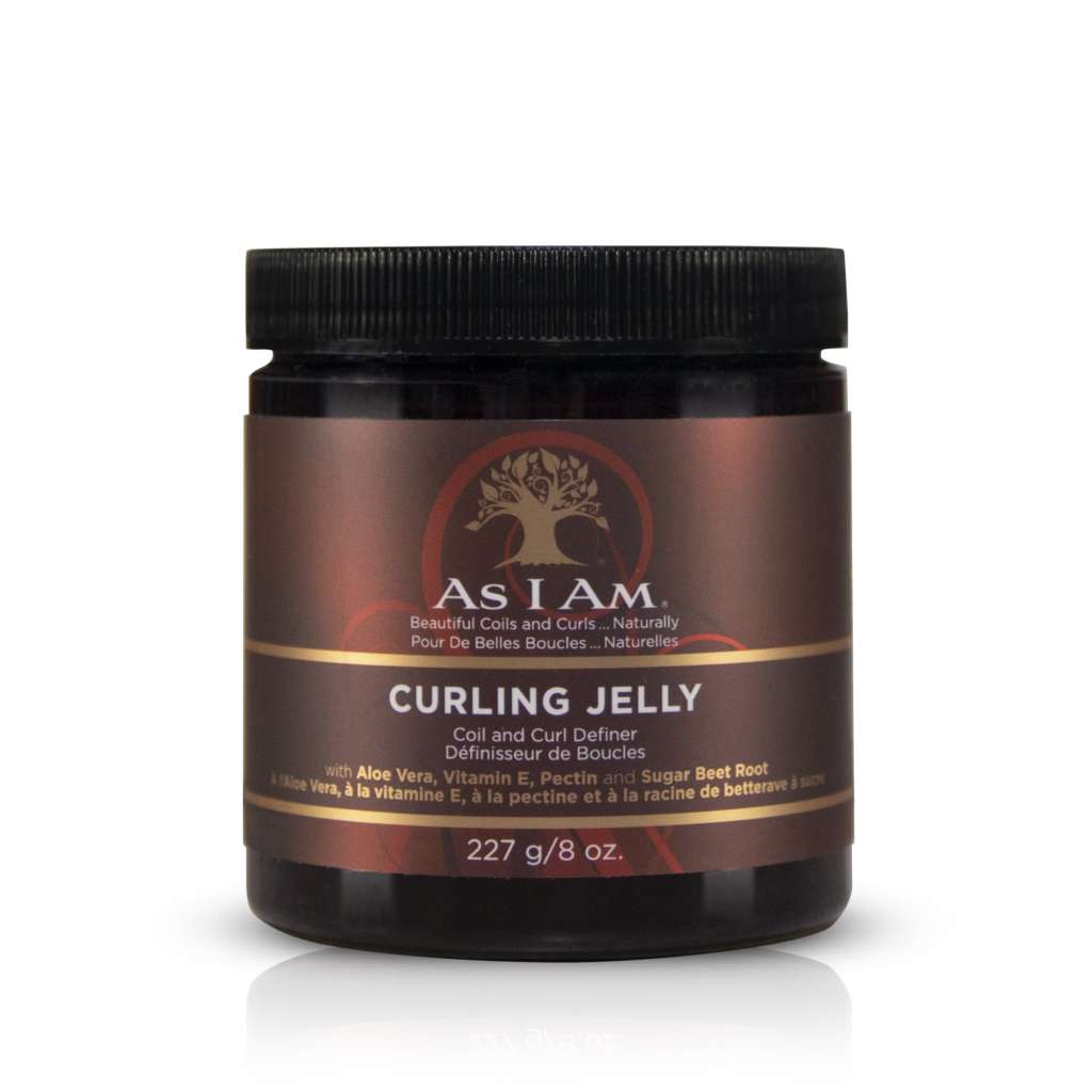 curly hair products