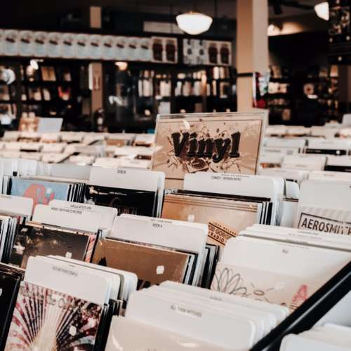 indie record stores