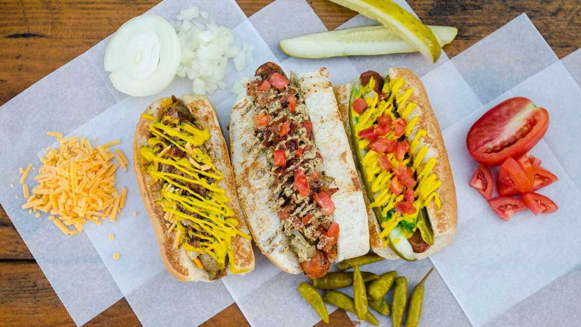 best hot dogs
